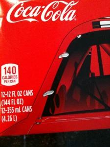 Coke Calorie Count